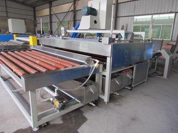 Οριζόντιος αυτόματος μηχανημάτων διπλής τοποθέτησης υαλοπινάκων πλυντηρίων γυαλιού πλήρης