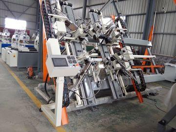 Αυτοματοποιημένο CNC κάθετο παράθυρο τέσσερα PVC μηχανή συγκόλλησης σημείου